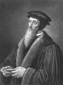 John Calvin 5 points 1. Total depravity Original sin 2. Unconditional election predetermination 3.