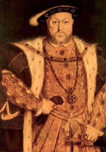 Henry VIII vs Church Pope refuses request to divorce wife Acts of