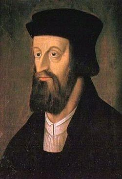 Jan Hus Czech priest, philosopher, reformer, and master at Charles University in Prague.