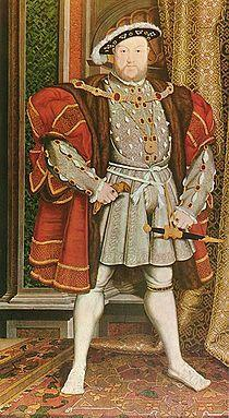 B. The English Reformation 1. King Henry VIII* Seeks An Annulment a.