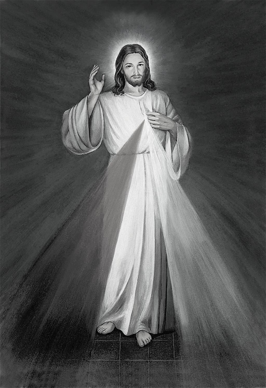 SUNDAY OF DIVINE MERCY!