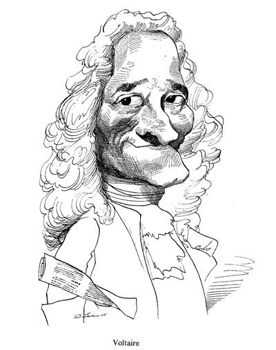 Voltaire (1694-1778) The most well known and influential philosophe Prolific writer: playwright, poet, novelist, essayist, historian,