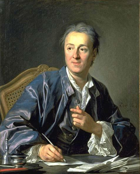 Denis Diderot (1713-1784) -volume