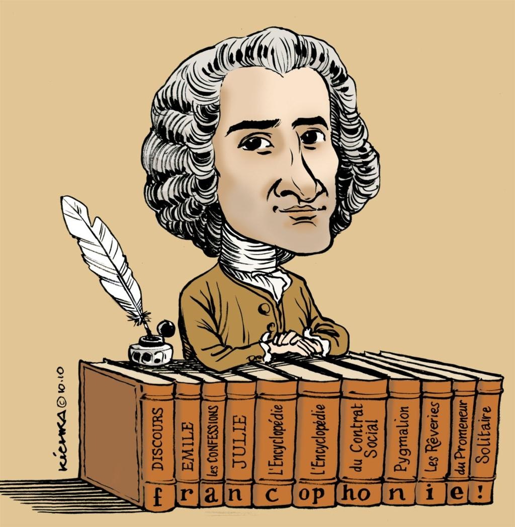 Jean-Jacques Rousseau (1712-1778) Discourse on the Origins of the Inequality