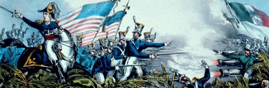 U.S. Mexican War o o What was the cause of the U.S. Mexican War? Why did Polk declare war on Mexico?