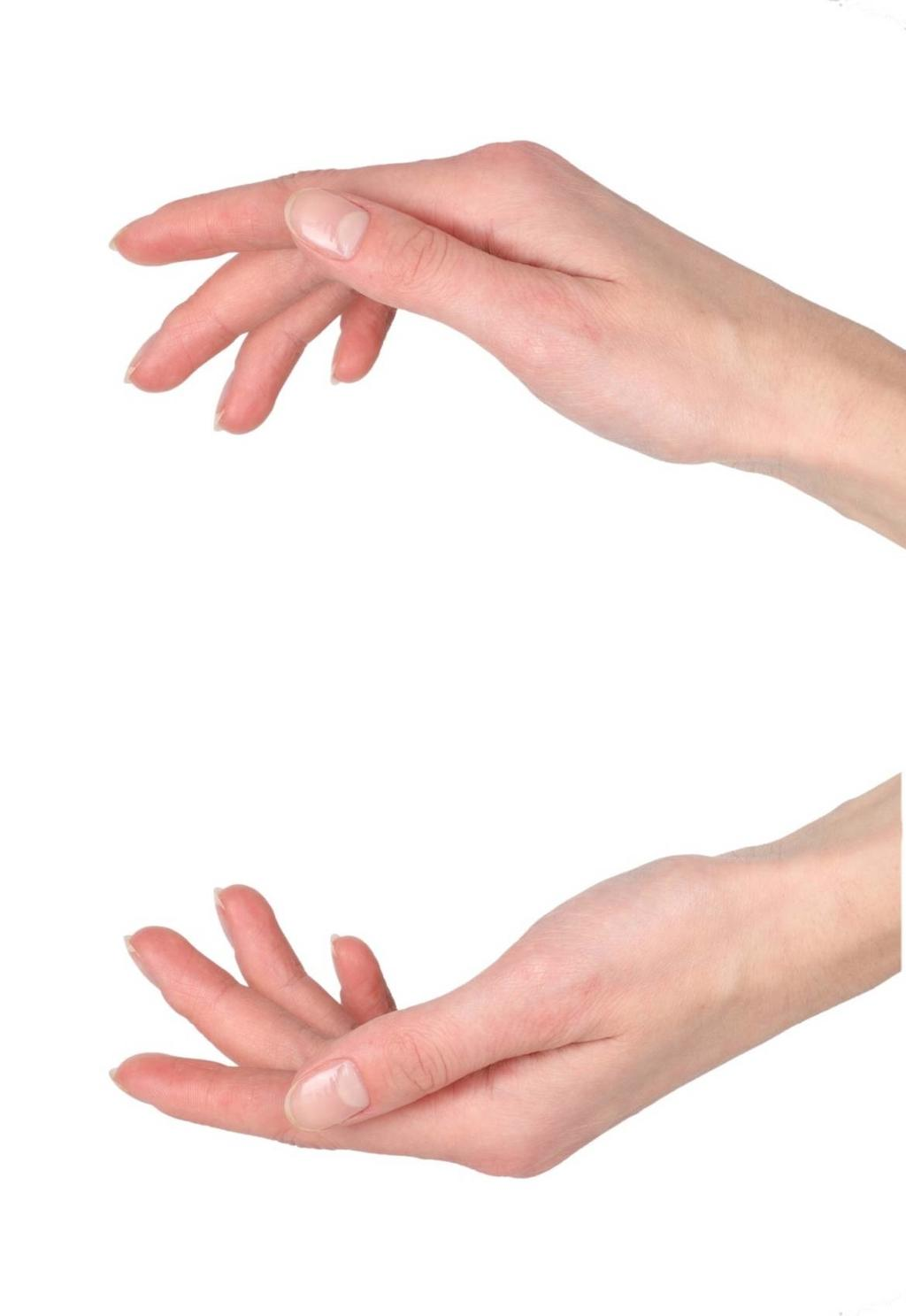 Sensing Your Own Energy Rub hands together Draw hands apart