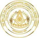 MOST WORSHIPFUL PRINCE HALL GRAND LODGE FREE AND ACCEPTED MASONS ~ STATE OF ILLINOIS 809 East 42nd Place (Prince Hall Way)~ Chicago, IL 60653-2900 PH: (773) 373-2725 ~ FAX: (773) 624-6031 Office of