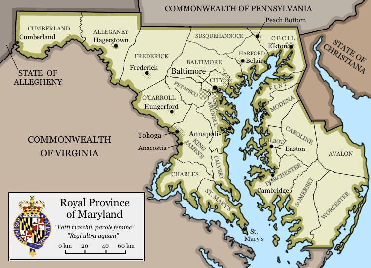 Calvert wanted Catholic colonists to enjoy economic and political power Wanted to divide land into