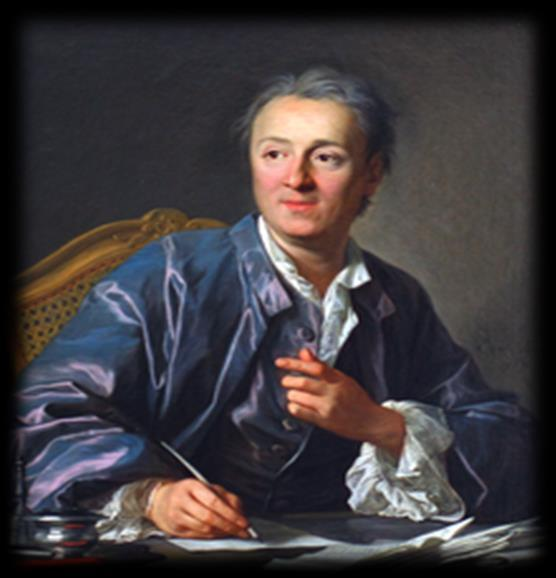 5. Denis Diderot (1713-1784): The Encyclopedia (completed in 1765) a. The multi-volume tome was perhaps the greatest and most representative work of the philosophes. b.