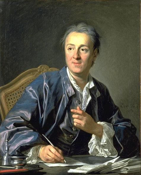 1st Encyclopedia = edited by Denis Diderot