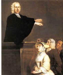 itinerant preacher Preaches to the Poor New lights John Wesley Methodist (reform religion anti-slavery, prison reform,