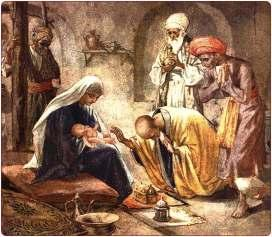 Friends of Jesus and Mary The Epiphany of the Lord January 7, 2018 Readings: Isaiah 60: 1-6; Psalm 72 (71); Ephesians 3:2-3ª,5-6; Mathew 2:1-12 When Jesus was born in Bethlehem of Judea, in the days