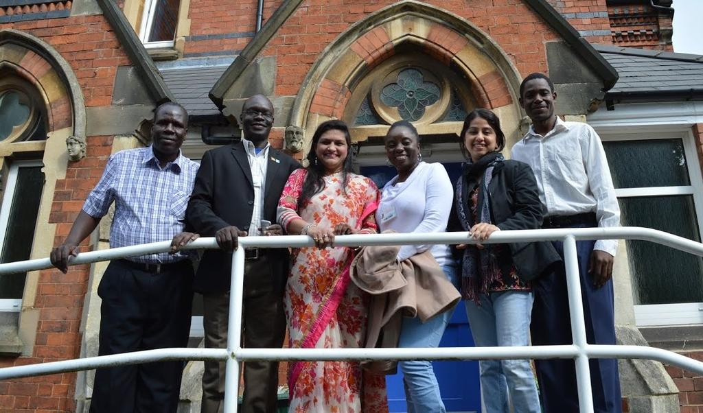 Between March and May 2014, the University of Birmingham hosted eight Commonwealth Professional Fellows from Uganda, Nigeria, India and Bangladesh, who were here as art of a Commonwealthfunded