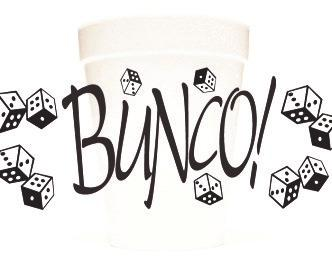 Bunco Party Sponsored by CCW The Council of Catholic Women is hosting a Bunco party on January 7 from 6 PM to 8 PM in the Parish Hall Room 15. Everyone is invited to come and bring a friend!