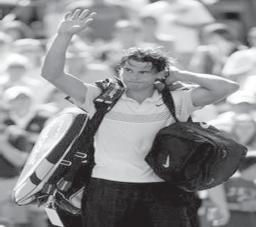 14 THE NEW LIGHT OF MYANMAR Friday, 2 October, 2009 S P O R T S Sharapova, Jankovic reach Pan Pacific Open quarters TOKYO, 1 Oct Crowdfavourite Maria Sharapova stormed into the quarter-finals by