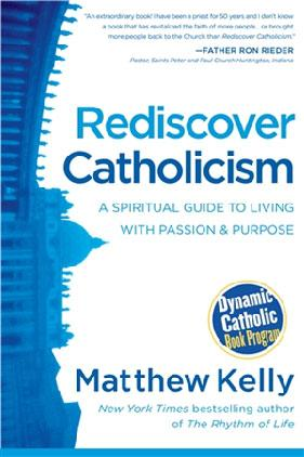 Matthew Kelly travels the world speaking at parishes, and this is his only Orange County event in 2014 so far. St.