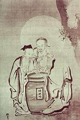 Taoists and Confucianists.