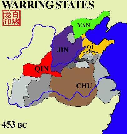 China s Search for Order Weakened state of China Zhou (pronounced Jo) dynasty declined by 500 BCE Era of Warring States (403-221 BCE) Period of chaos,