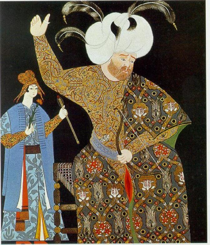 Leadership problems 1. Slow decline from 1566 (loss of territory) 2. Series of weak/incompetent sultans or rulers.