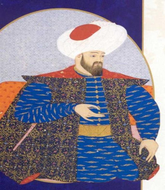 Leaders The Founder and a GOOD Leader: Osman Founder of the Ottoman Empire (followers of Osman were called Ottomans)