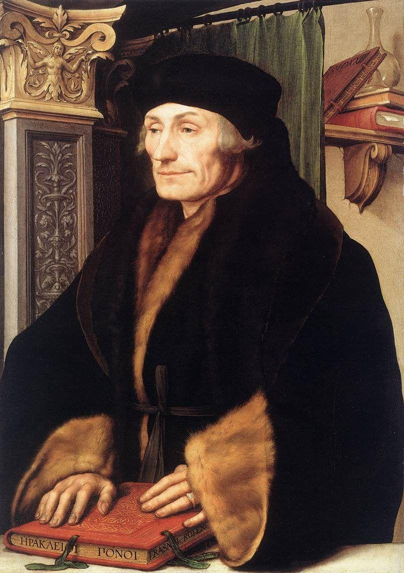 Early Reformers Desiderius Erasmus Humanist - Northern Renaissance - wrote The Praise