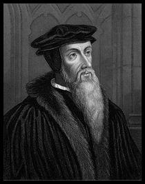 Calvinism - John Calvin TOTAL DEPRAVITY of human beings PREDESTINATION - God controls all.