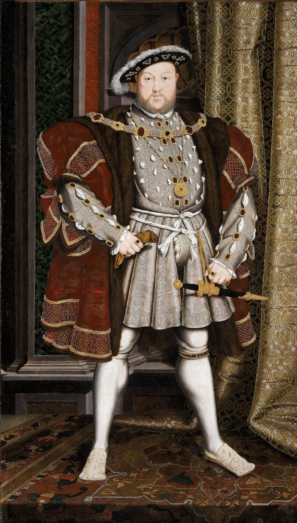 King Henry VIII - Leads England s Protestant Reformation - His reasons for breaking from the Catholic Church were