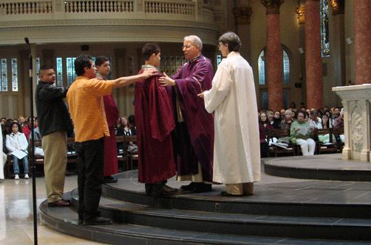 PENITENTIAL RITES (SCRUTINIES) 269: These penitential rites are a proper occasion for baptized