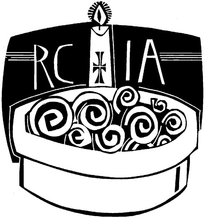 The Rite of Christian Initiation of Adults (RCIA) is the means by which those aged seven and older can enter the Catholic Church and receive the Sacraments of Initiation: Baptism, Confirmation, and