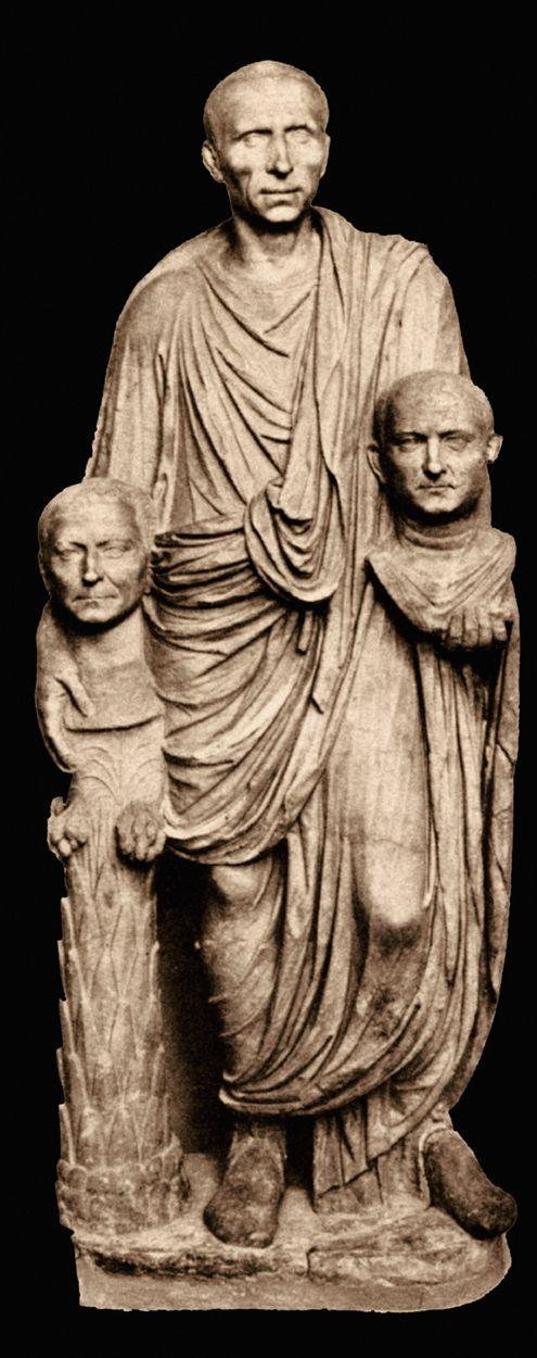 Patricians Great landowners, they were the ruling class. Patricians were the minority of the Roman Republic.