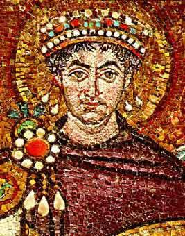 Factors that lead to the Rise of the Byzantine Empire Justinian becomes emperor.