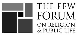 Kohut, Director Melissa Rogers, Executive Director Pew Research Center For The People & The Press Pew Forum on Religion and Public Life 1150