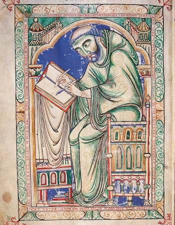 Eadwine the Scribe at