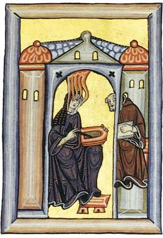Vision of Hildegard of