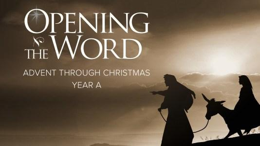 Birth of Christ New Advent Resources on FORMED.org!