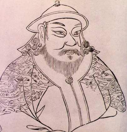 Chapter 14 Section 4 The Yuan and Ming Dynasties A. The Mongol Empire from the plains north of China. A powerful leader, or khan, named Temujin, united them.