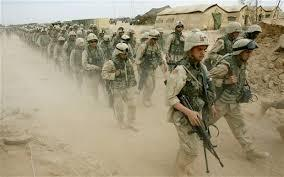 When.Insurgency in Iraq began after the 2003 invasion of Iraq, and lasted throughout the ensuing Iraq war.