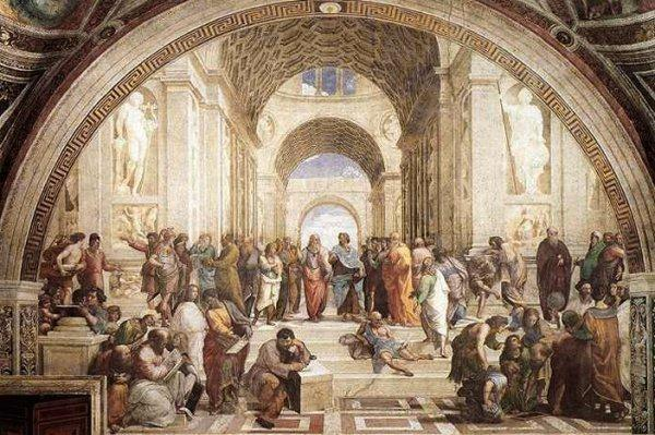 Intellectualism Philosophy surfaced as men began to study the teachings of Aristotle.
