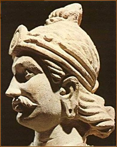 He also set up a postal system that led to communication throughout the empire Asoka (304 232 BCE) The grandson of Candragupta extended Mauryan rule over