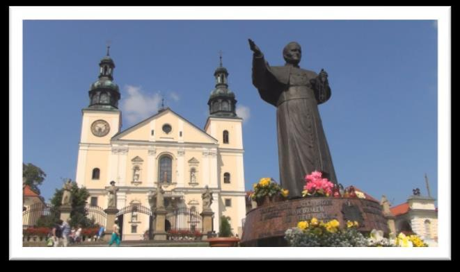 Pilgrimage Options Pre-WYD Pilgrimage In the footsteps of St John Paul II $350 (All expenses including 3 nights hotel accommodation,