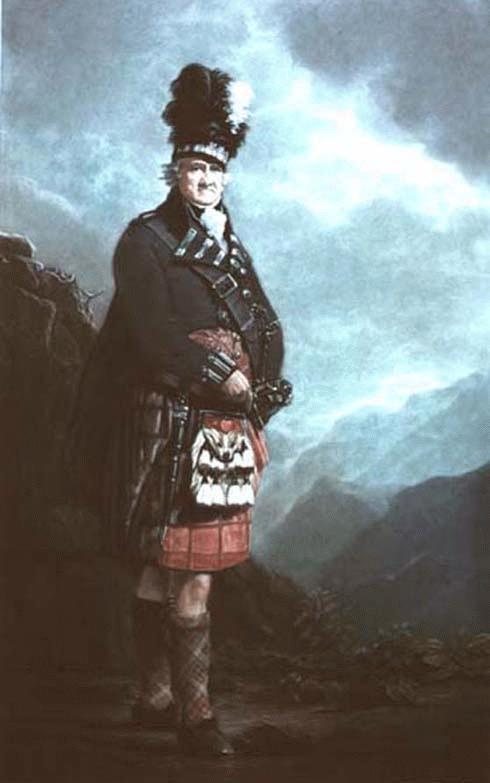 Francis Macnab of Macnab 16 th Chief The trap-mouthed laird of Macnab (1734-1816), immortalized by the brush of Raeburn and the lids of subsequent biscuit tins 1 Francis Macnab, 16 th Chief of