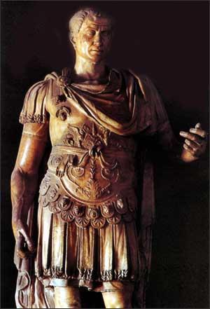 Julius Caesar Caesar conquered the Celts, fought Germanic tribes & invaded Britain