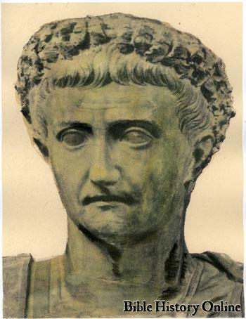 The First Emperors Tiberius Caesar