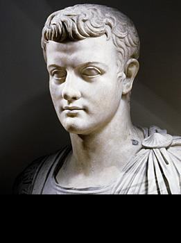 The First Emperors Caligula Caesar =