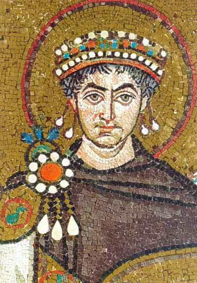 THE BYZANTINE EMPIRE 395 Division Roman Empire Eastern Roman Empire Byzntine Until 1453.