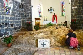 Sepulcher (Tomb of Jesus and the Rolling Stone) / Calvary (Place where