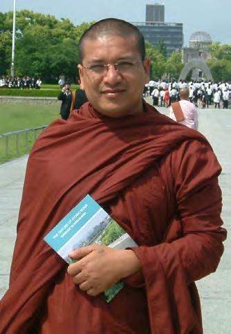 Foundation of Theravada Buddhism in Nepal A Lecture Presented in Portland, Oregon by Bhikshu Kondanya Kathmandu, Nepal Buddhism is one of the most important and non-aggressive religions in the world