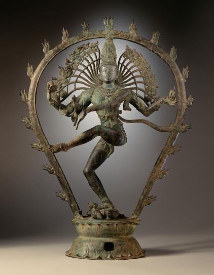 (?) All gods are manifestations of a single divine force Vishnu: the preserver Appears as avataras