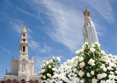 BURGOS FATIMA (Portugal). Saturday, May 19 DAY 13 - Continue your journey toward one of the world s greatest pilgrimage centers - Fatima. Join the Rosary and candlelight procession in the evening.