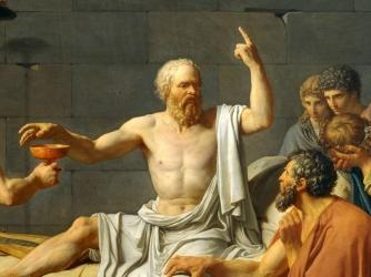 Socrates Athenian philosopher and teacher who lived from 470-399 BCE Argued there were no absolute standards for truth and justice and encouraged his students to question their assumptions, values,